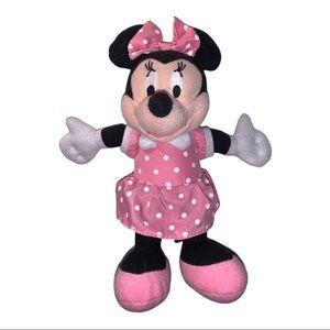 Disney Classic Minnie Mouse Plush!